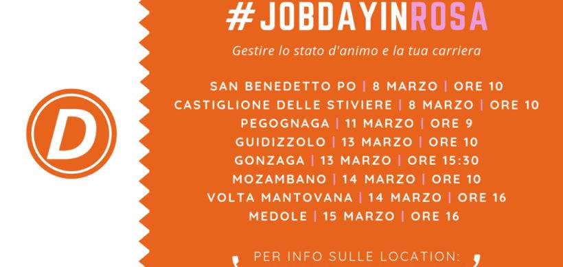 Job Day in Rosa